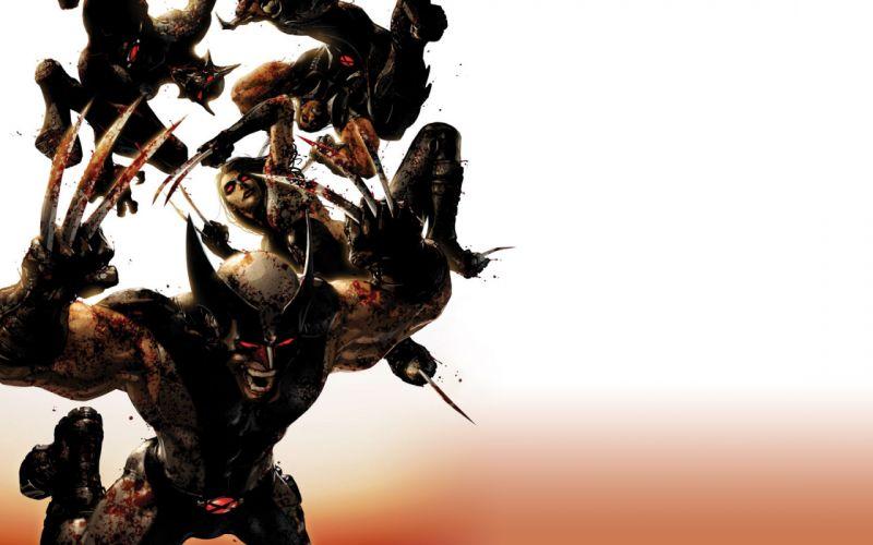 Wolverine X-Force X-23 wallpaper
