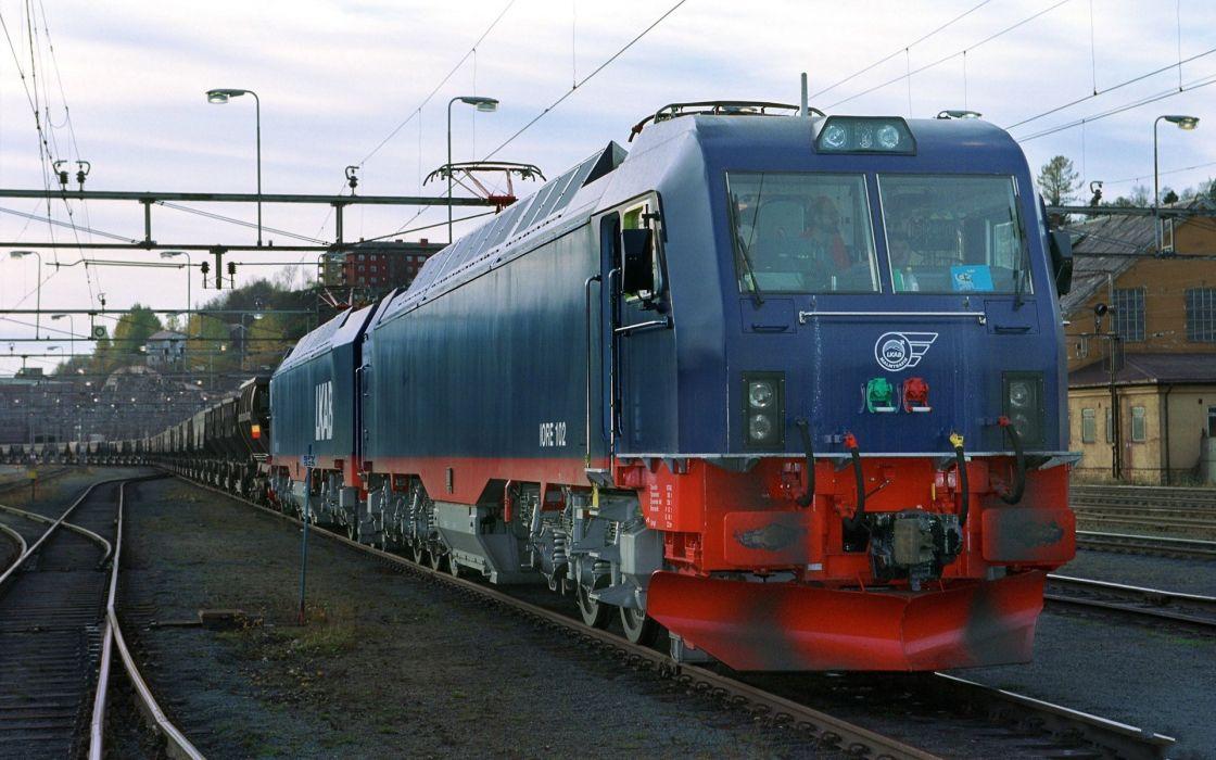 trains wallpaper
