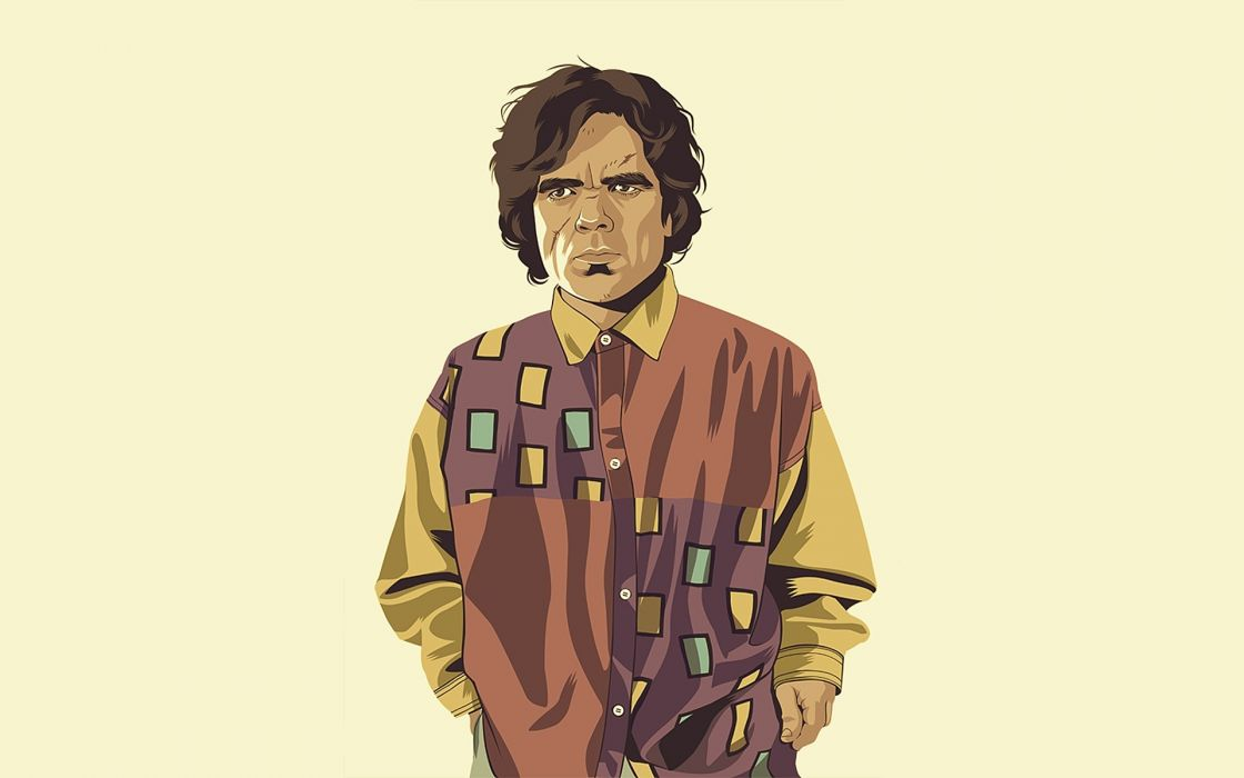 video games vintage Grand Theft Auto Game of Thrones Tyrion Lannister TV shows GTA V gta vice city Grand Theft Auto 5 Mike Wrobel wallpaper