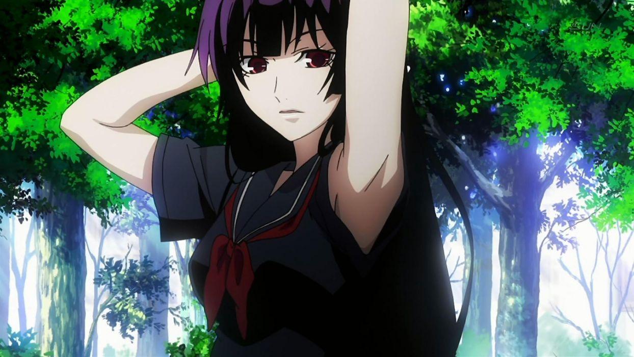 anime anime girls Kanoe Yuuko Dusk Maiden of Amnesia wallpaper