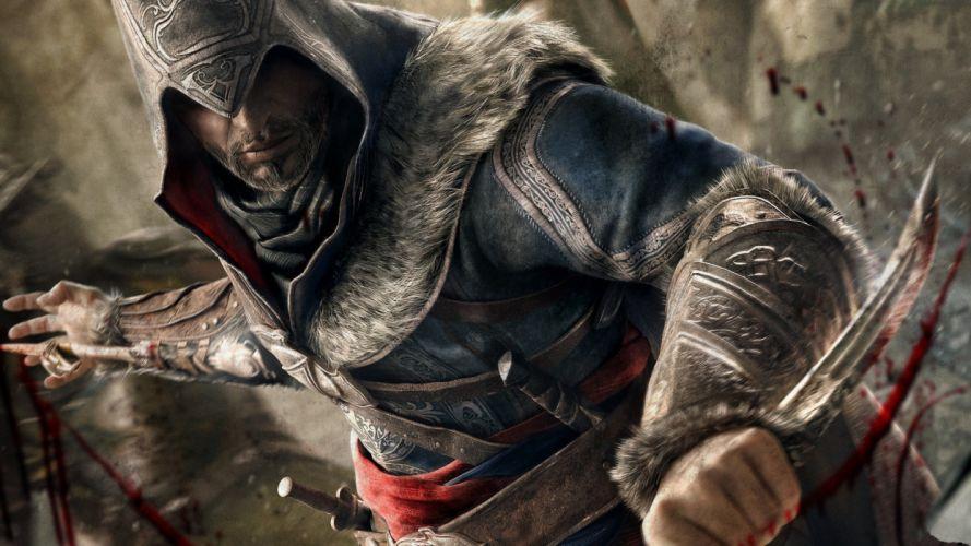 video games Assassins Creed Assassins Creed Brotherhood Assassins Creed 3 Assassins Creed Revelations Ezio Auditore da Firenze wallpaper
