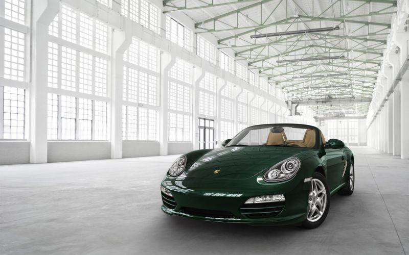 Porsche Porsche Boxter Spyder wallpaper