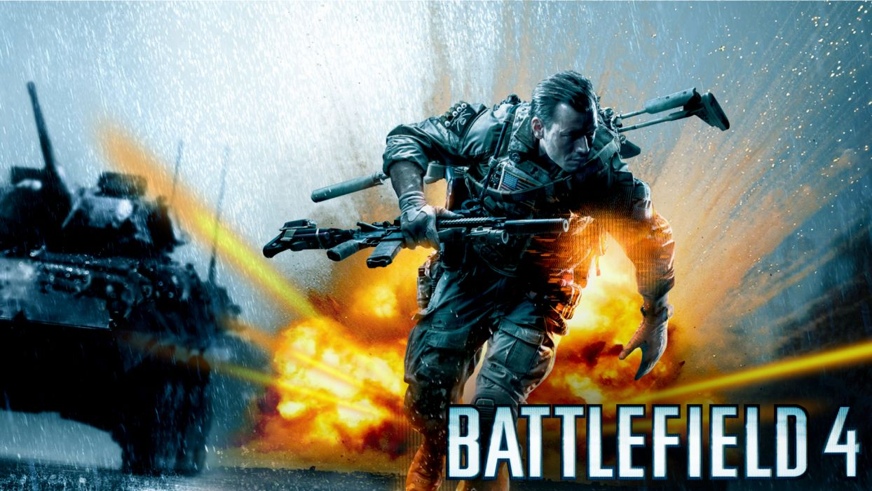 Battlefield Soldier wallpaper