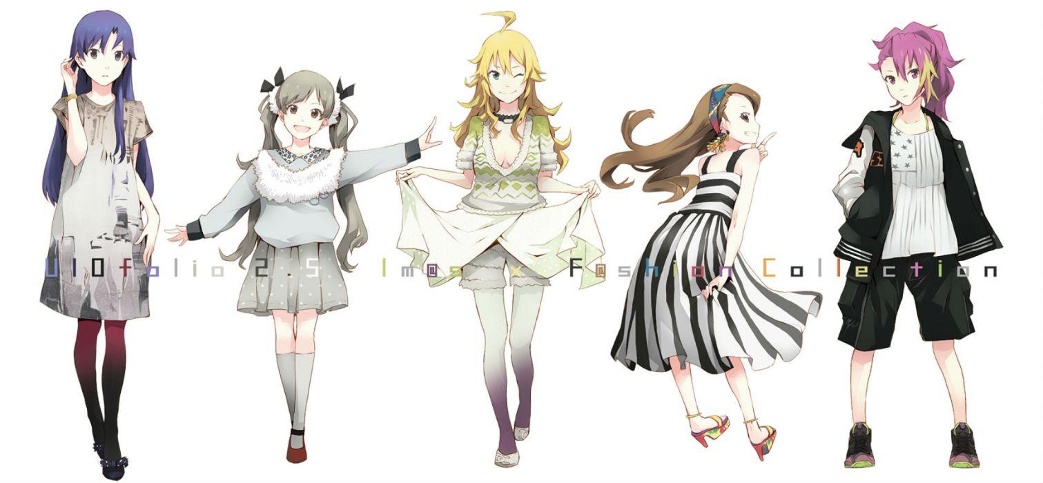 idolmaster hoshii miki idolmaster tagme (character) yoshito wallpaper