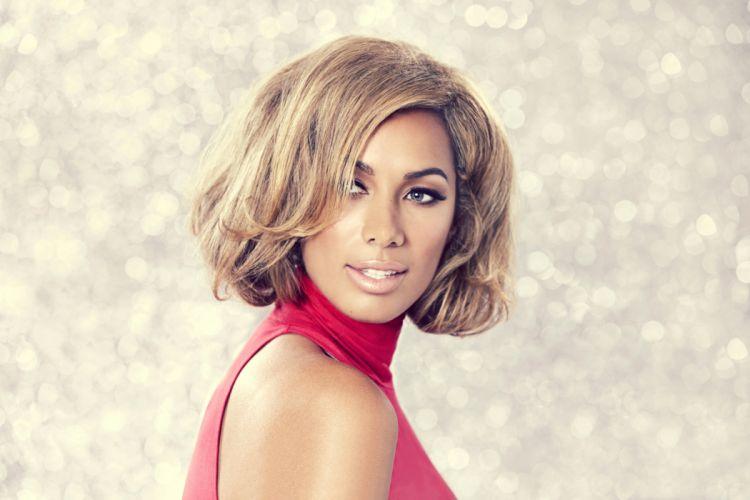 Leona Lewis Face Glance Celebrities Girls wallpaper