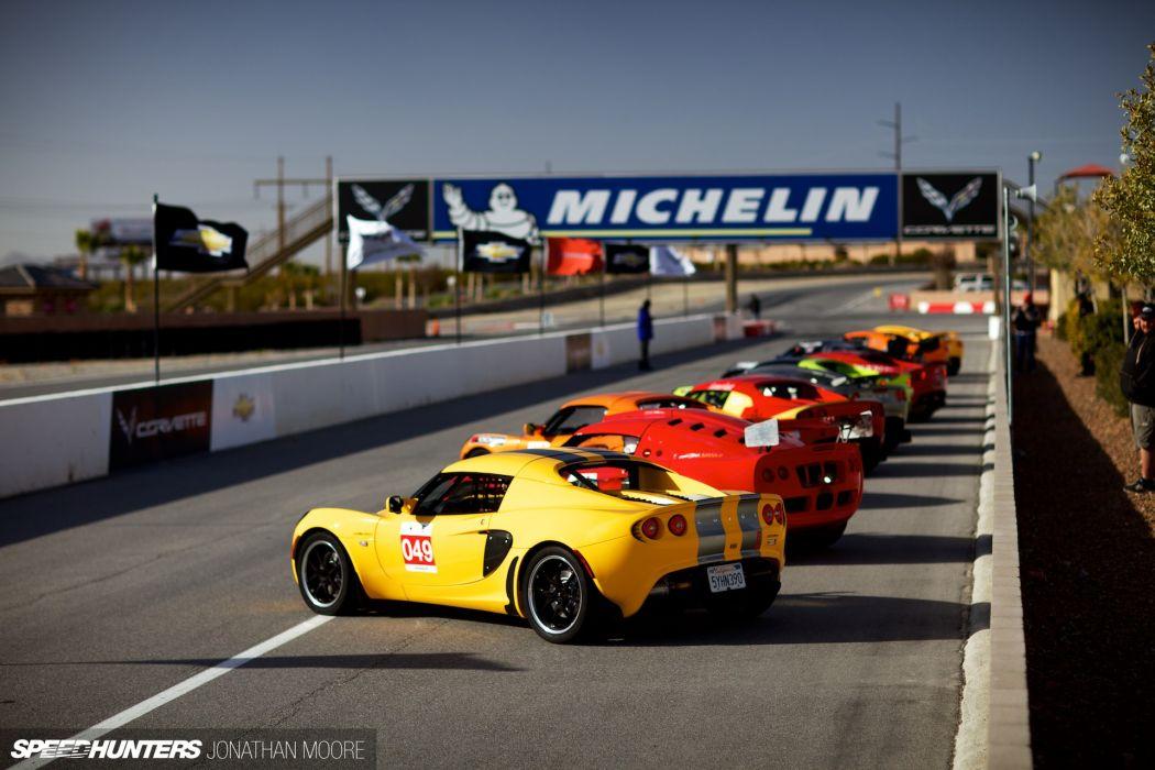 Lotus Elise race racing supercar wallpaper