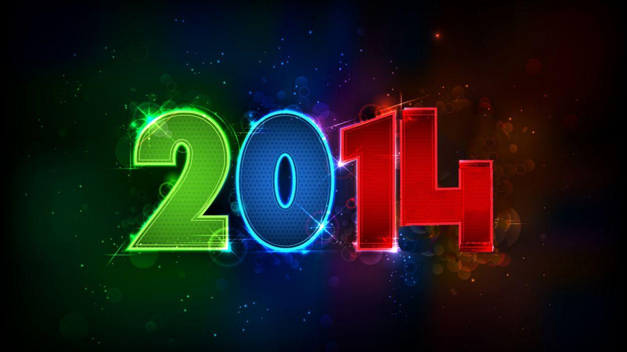 new year 2014      f wallpaper