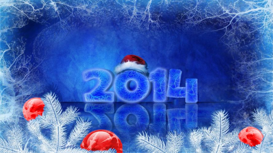 new year 2014 christmas y wallpaper