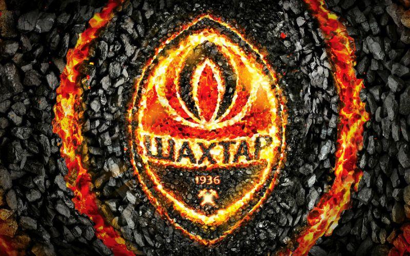 ogo Emblem FC Shakhtar soccer wallpaper