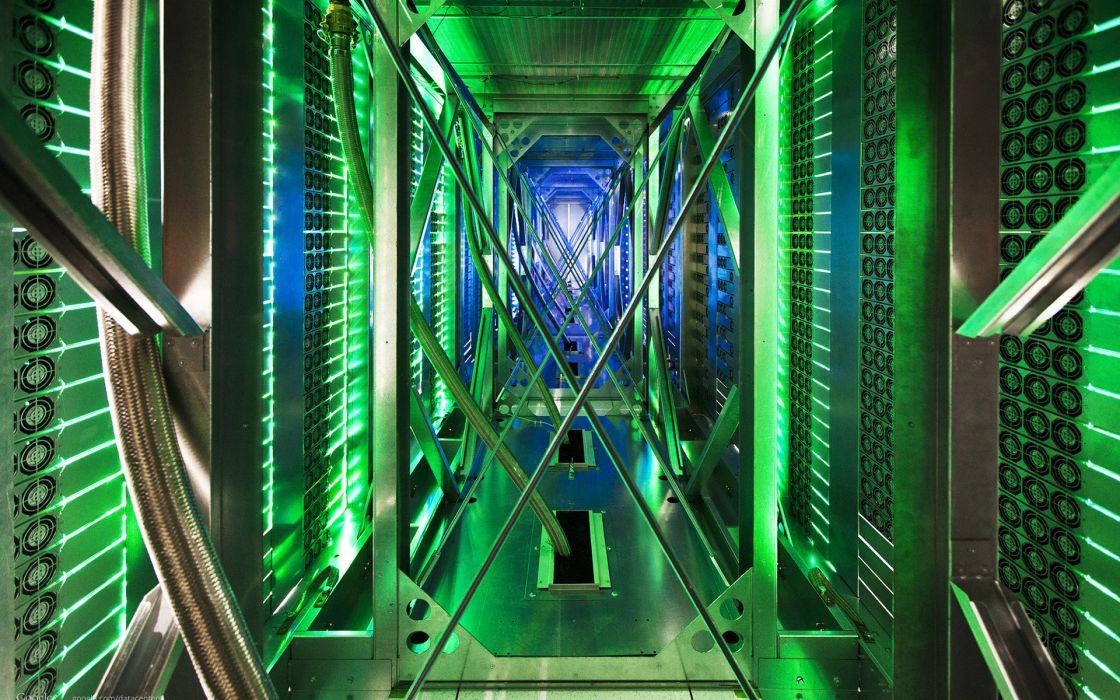 Server computer wallpaper