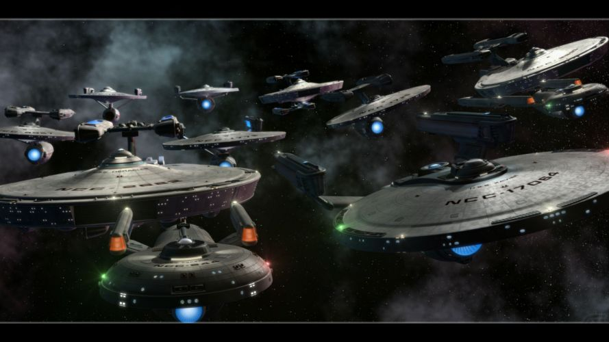 Star TrekStarship g wallpaper