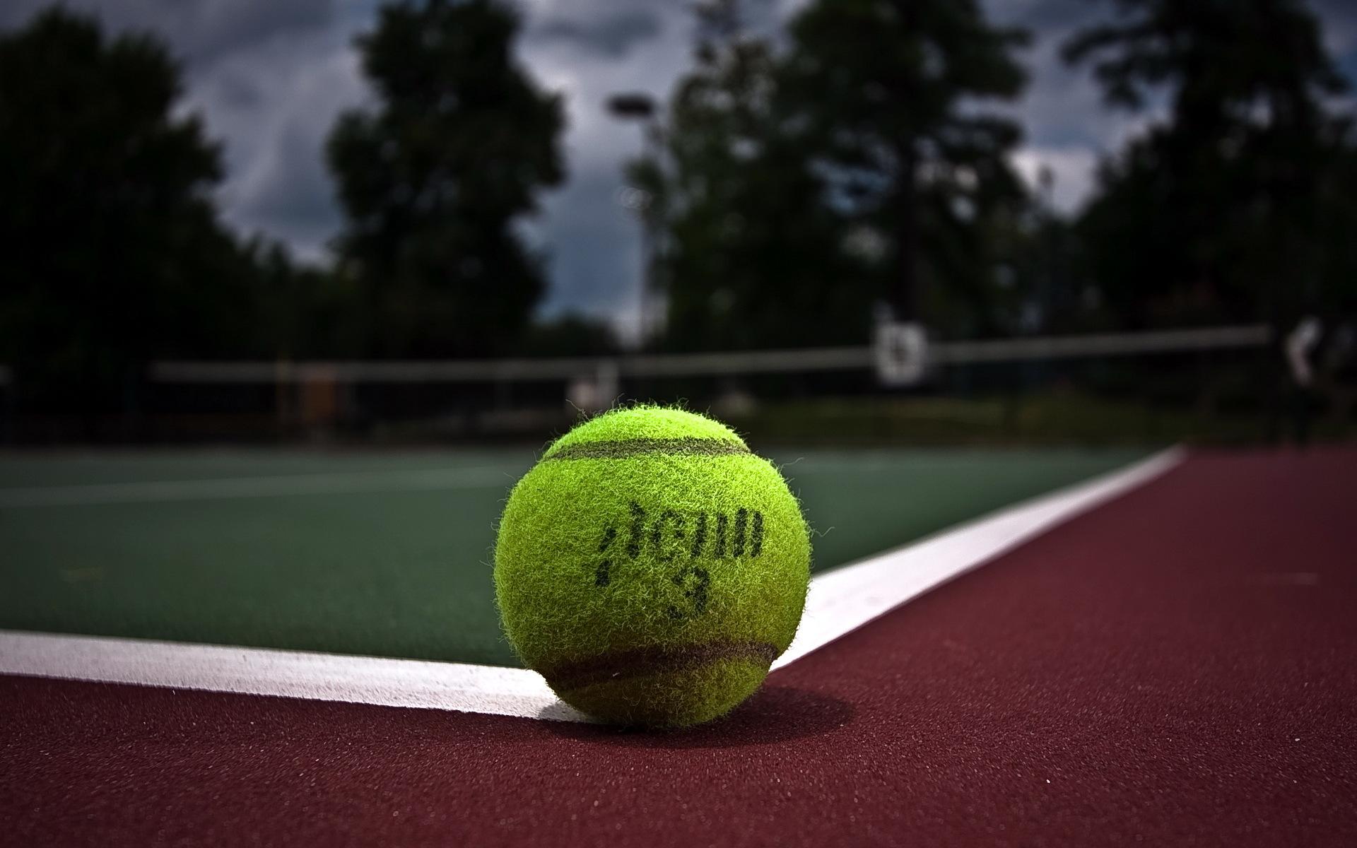 Sport Wallpaper Tennis: Tennis Ball Sport Wallpaper
