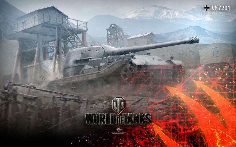 World of Tanks Tanks vk7201 nazi tank military wallpaper