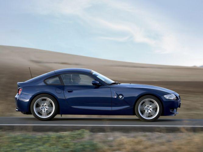 BMW cars BMW Z4M wallpaper