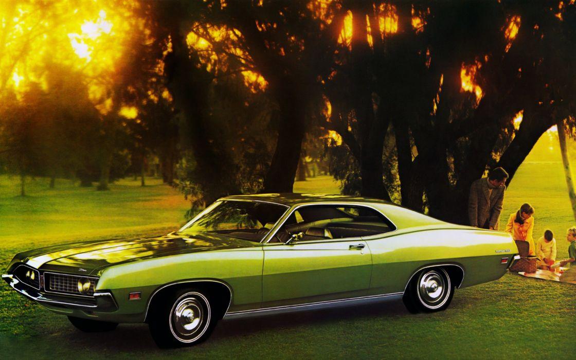 Ford Ford Torino 1971 wallpaper