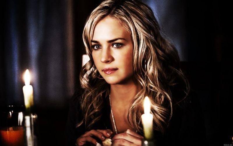 blondes women actress Secret Circle Britt Robertson wallpaper
