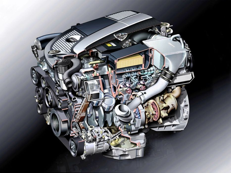 cars engines motor wallpaper