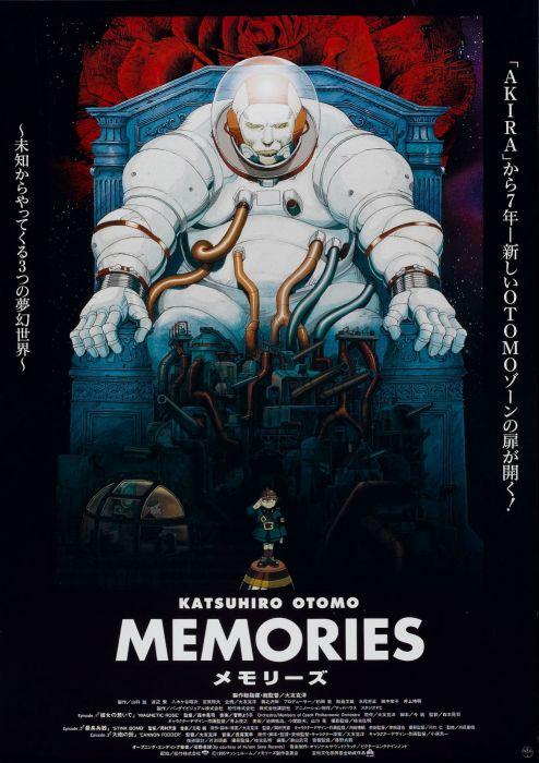 memories anime posters wallpaper