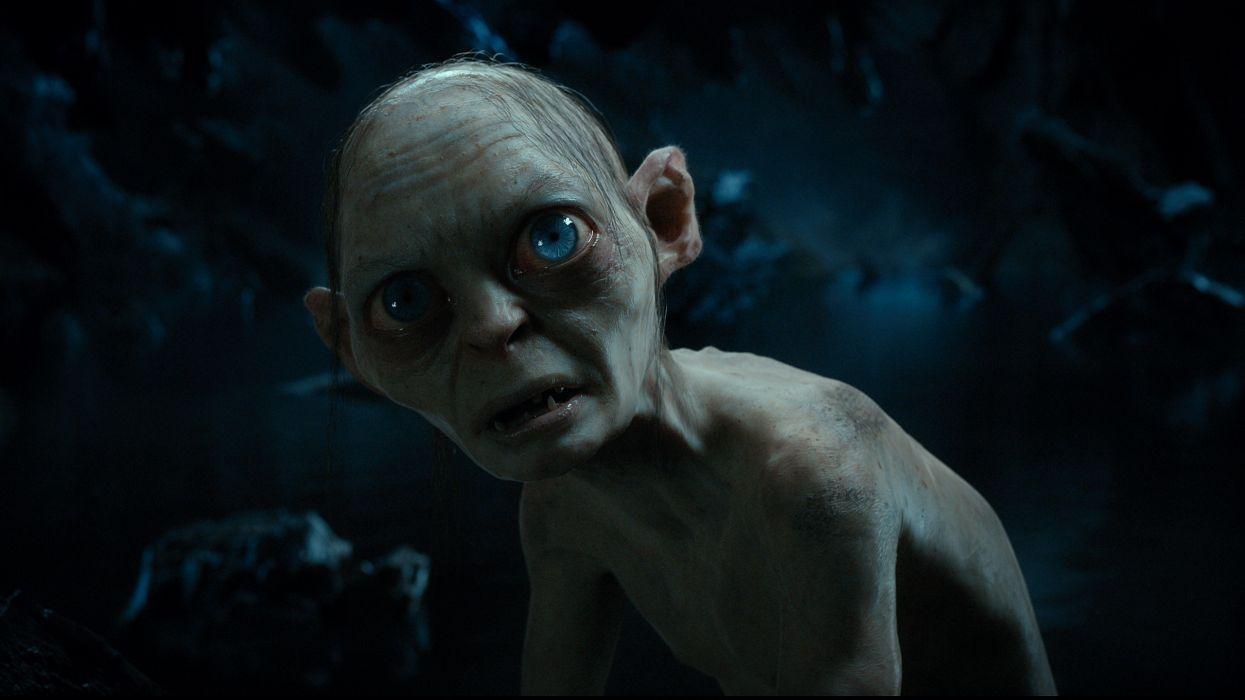 Gollum The Hobbit wallpaper