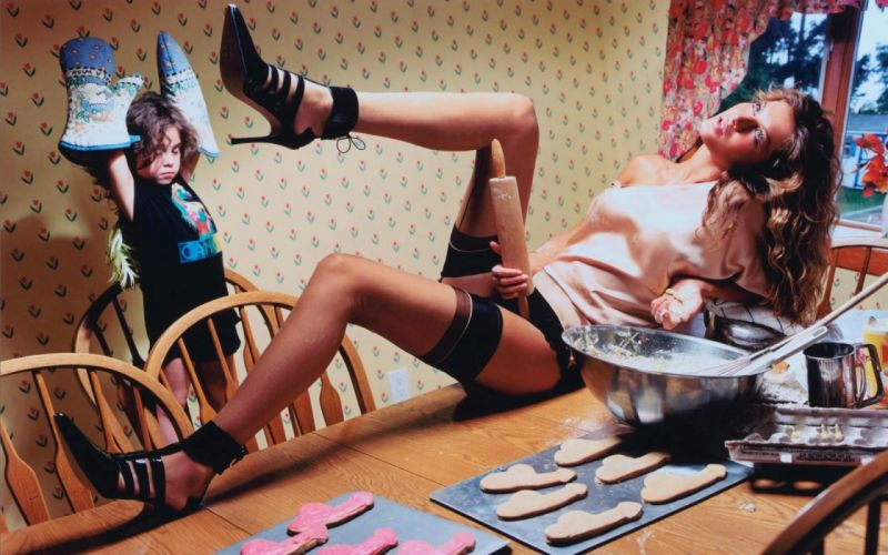 blondes women lifestyle wallpaper