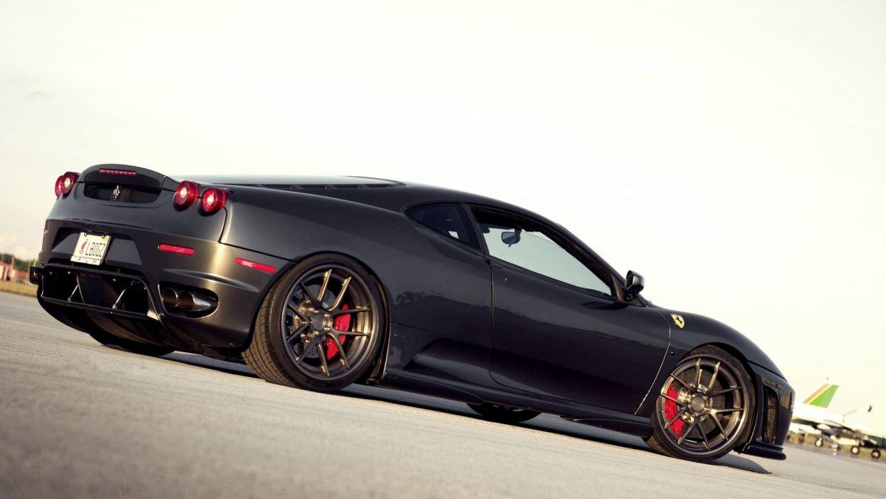 cars Ferrari roads vehicles Ferrari F430 Ferrari F430 Scuderia wallpaper