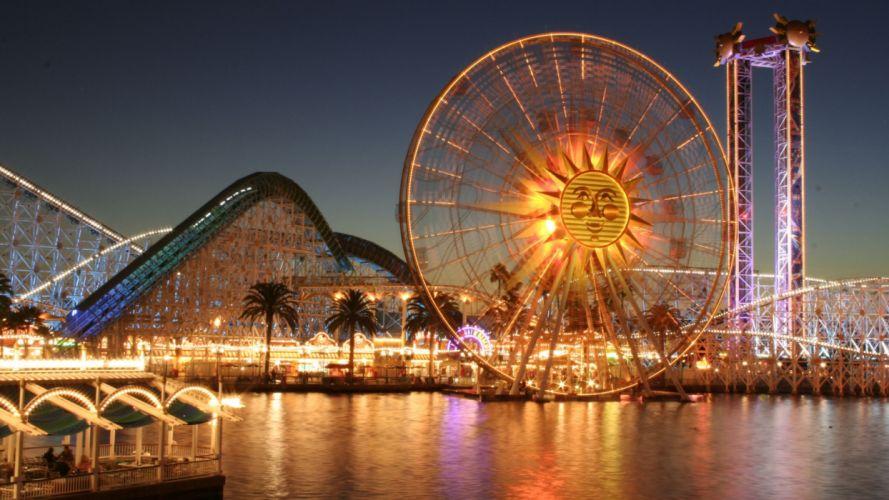 California Adventure Disneyland wallpaper