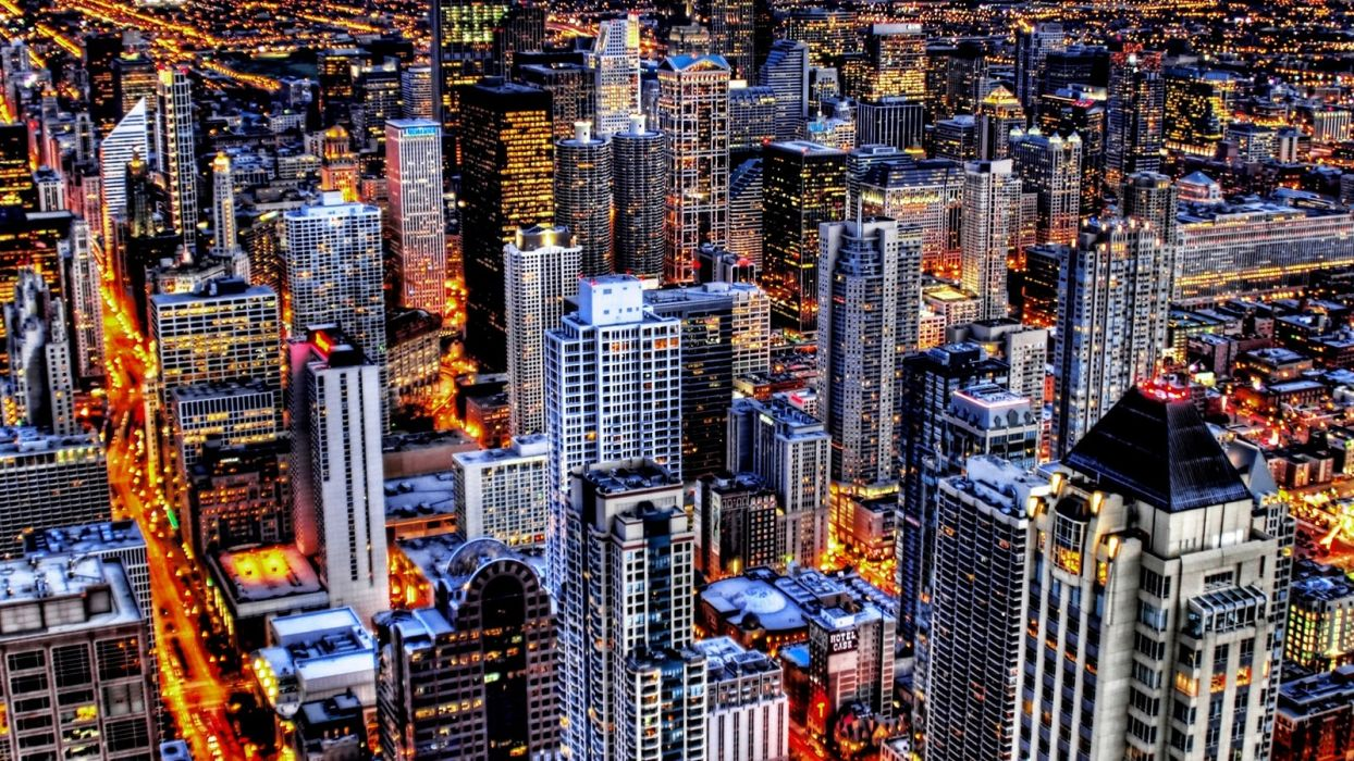 cityscapes buildings HDR photography wallpaper