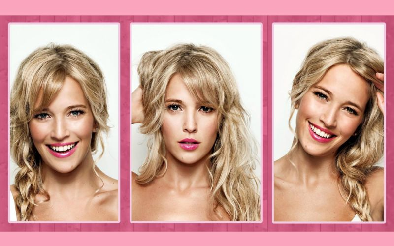 blondes women blue eyes Luisana Lopilato wallpaper
