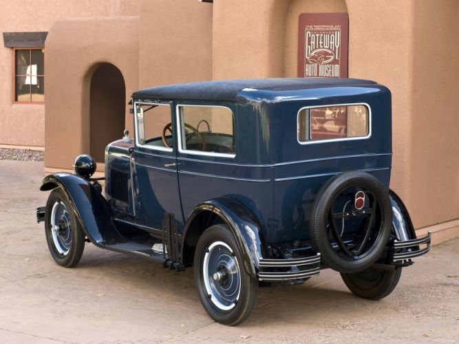 1928 Chevrolet National Coach (A-B) retro h wallpaper
