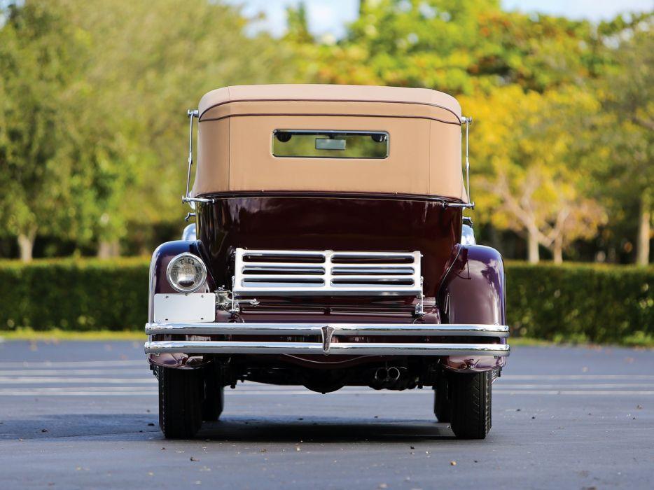 1934 Duesenberg Model-SJ 494-2515 Convertible Berline LWB LeBaron luxury retro  uy wallpaper