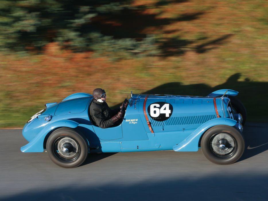 1936 Delahaye 135 retro race racing   g wallpaper