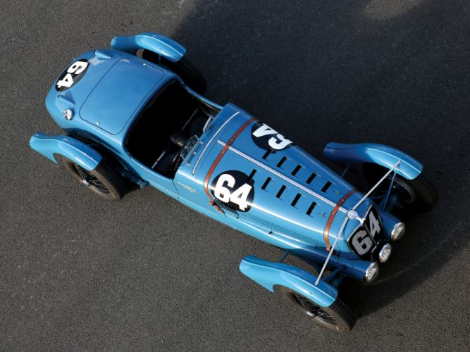 1936 Delahaye 135 retro race racing d wallpaper