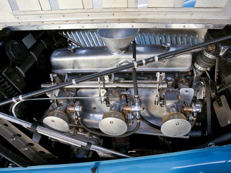 1936 Delahaye 135 retro race racing engine    f wallpaper