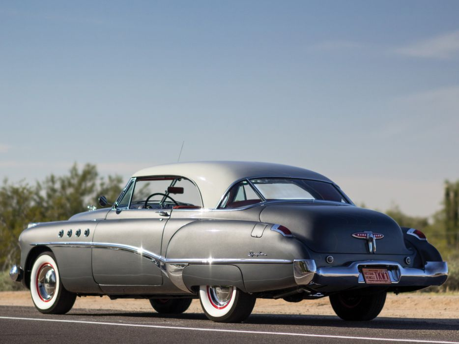 1949 Buick Roadmaster Riviera (76R) retro  j wallpaper