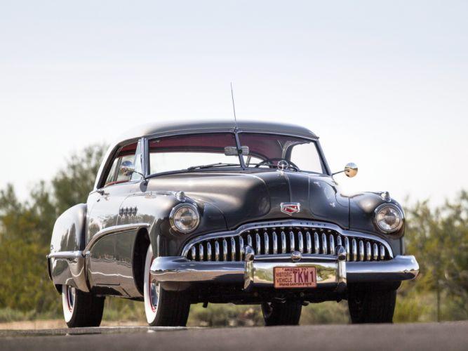 1949 Buick Roadmaster Riviera (76R) retro g wallpaper