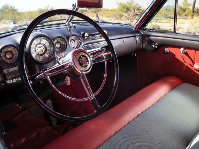 1949 Buick Roadmaster Riviera (76R) retro interior h wallpaper