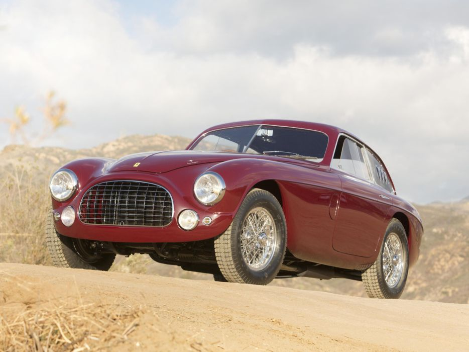 1951 Ferrari 212 Export Berlinetta supercar classic    t wallpaper