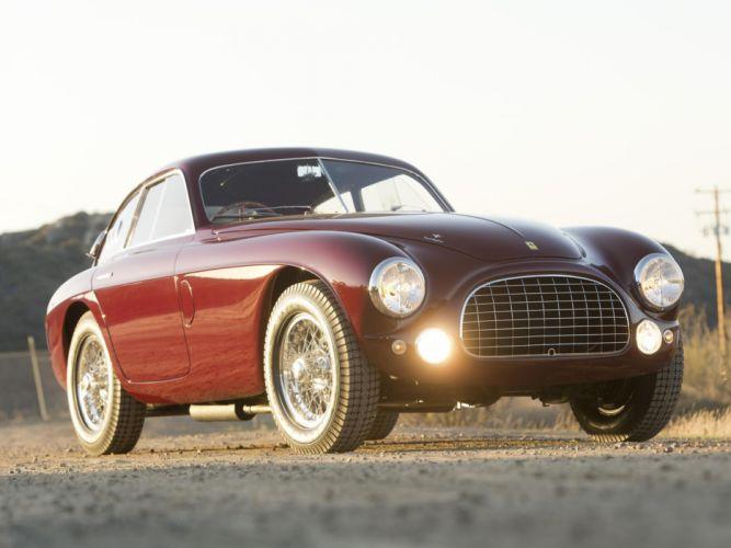 1951 Ferrari 212 Export Berlinetta supercar classic ew wallpaper