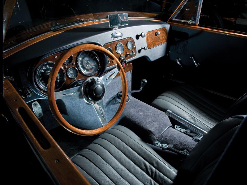 1954 AC-Aceca aceca retro sportcar interior      g wallpaper