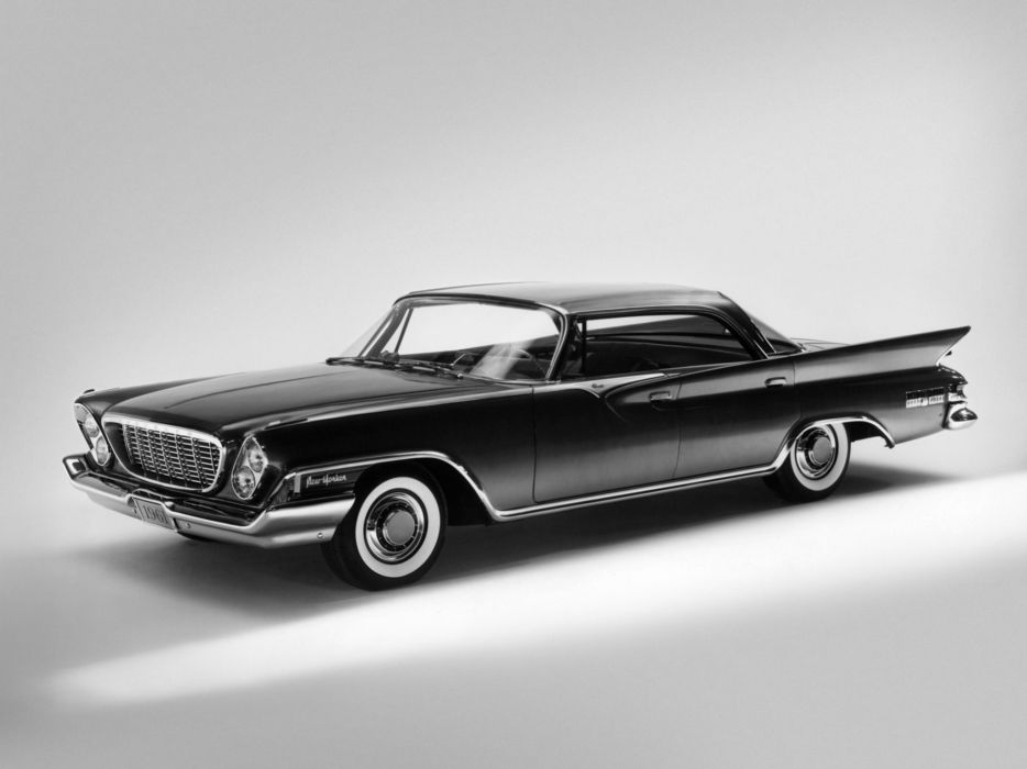 1961 Chrysler New Yorker Hardtop Sedan (834) luxury classic       g wallpaper