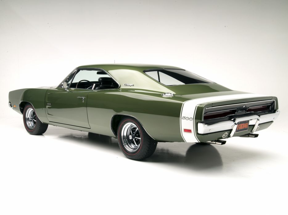1969 Dodge Charger 500 Hemi (XX29) muscle classic  f wallpaper
