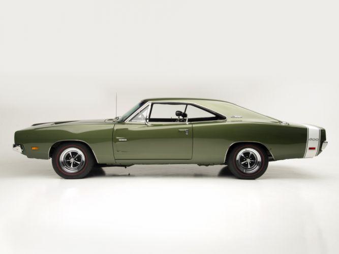 1969 Dodge Charger 500 Hemi (XX29) muscle classic f wallpaper