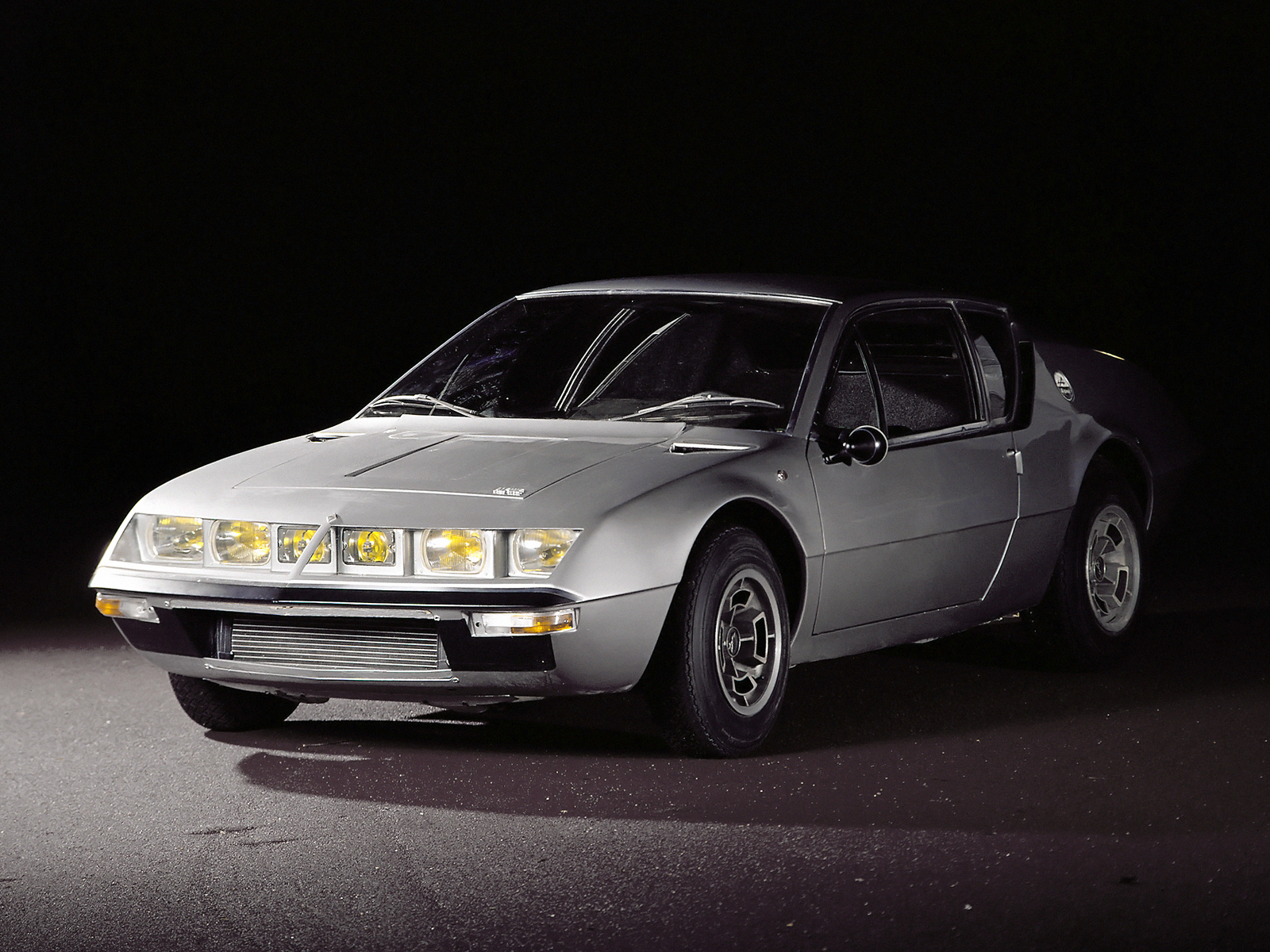 1971 renault alpine a310 supercar classic d wallpaper. Black Bedroom Furniture Sets. Home Design Ideas