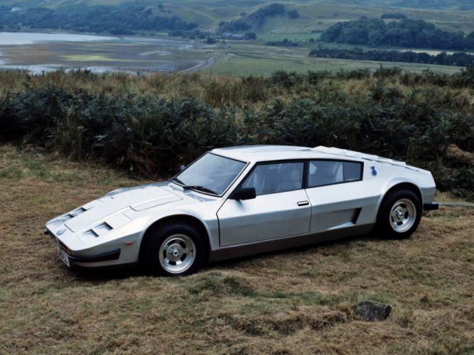 1983 Argyll Turbo G-T supercar f wallpaper