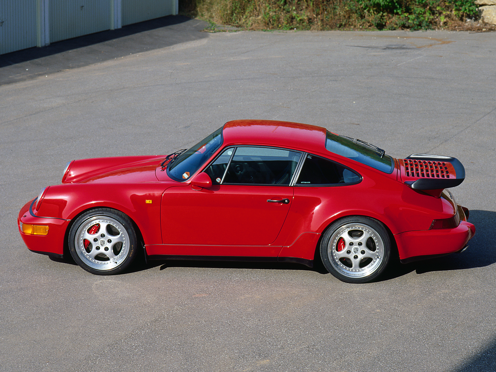 1992 Porsche 911 Turbo Coupe 964 Supercar Fw Wallpaper