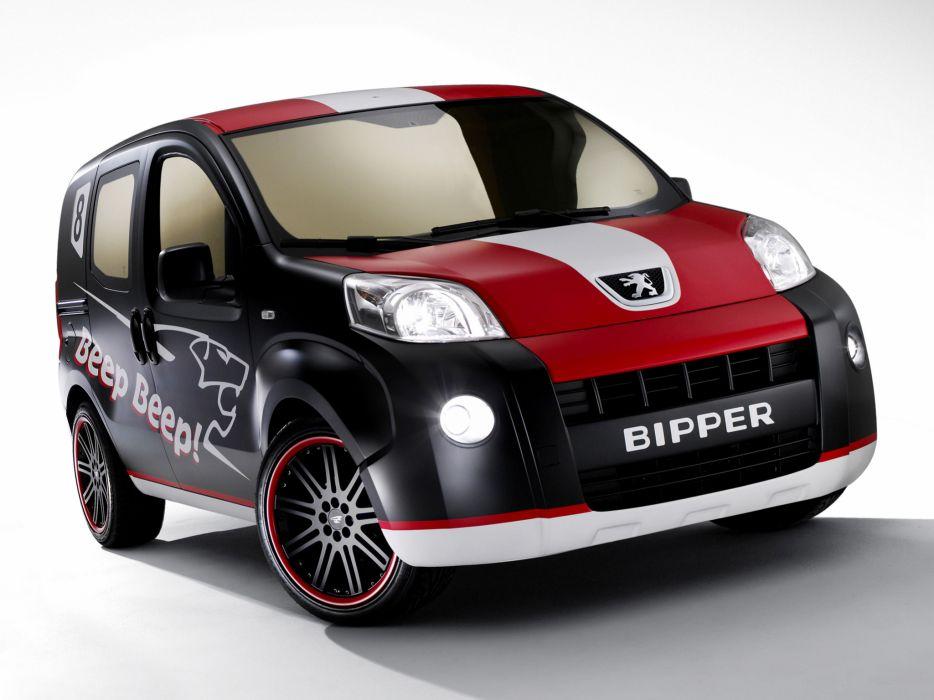2007 Peugeot Bipper Beep Beep Concept   f wallpaper