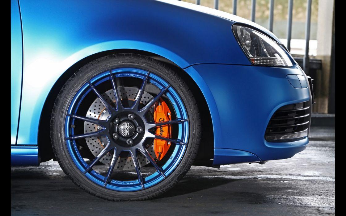 2012 MR-Car Design Volkswagen Golf tuning wheel    g wallpaper