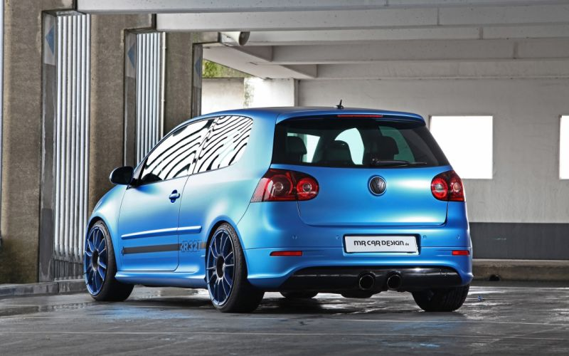 2012 MR-Car Design Volkswagen Golf tuning h wallpaper