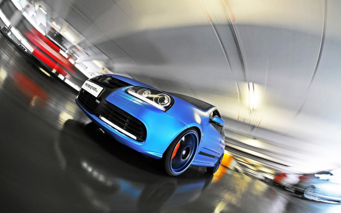 2012 MR-Car Design Volkswagen Golf tuning   hd wallpaper