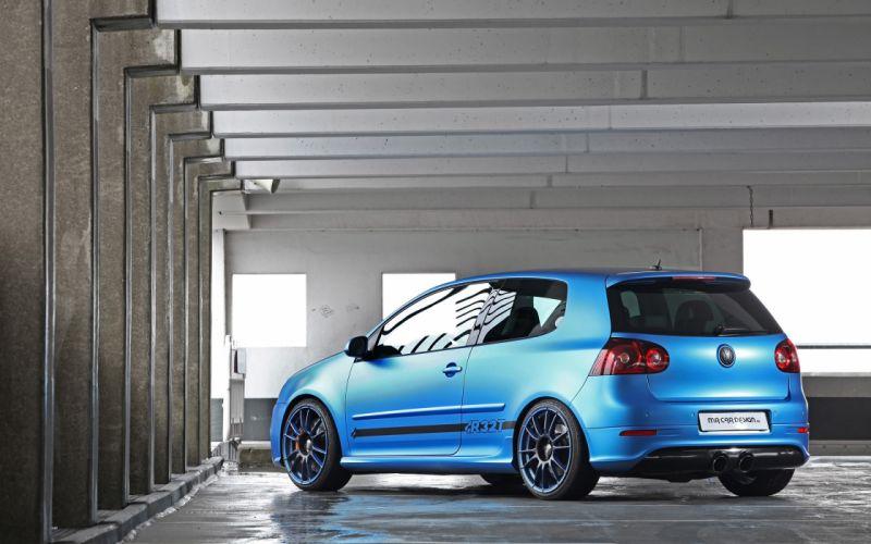 2012 MR-Car Design Volkswagen Golf tuning h wallpaper